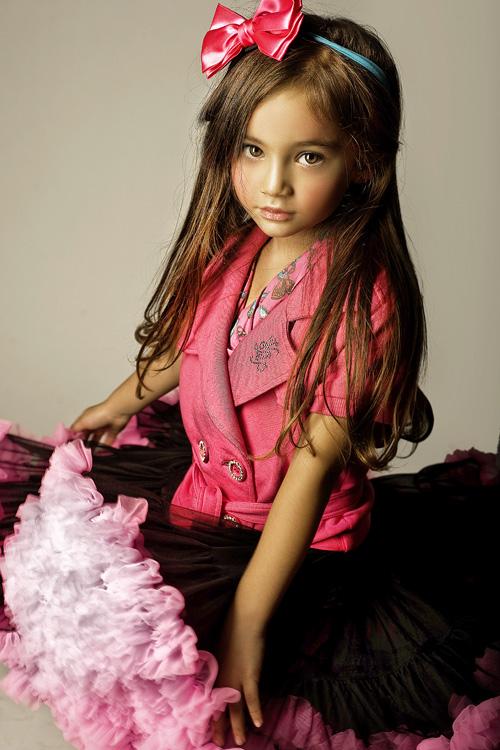 FashionBank. Model - alina yasheva