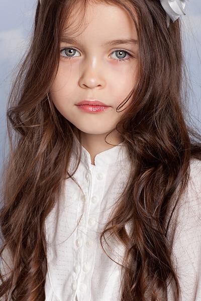 FashionBank. Model - Alisa Bragina