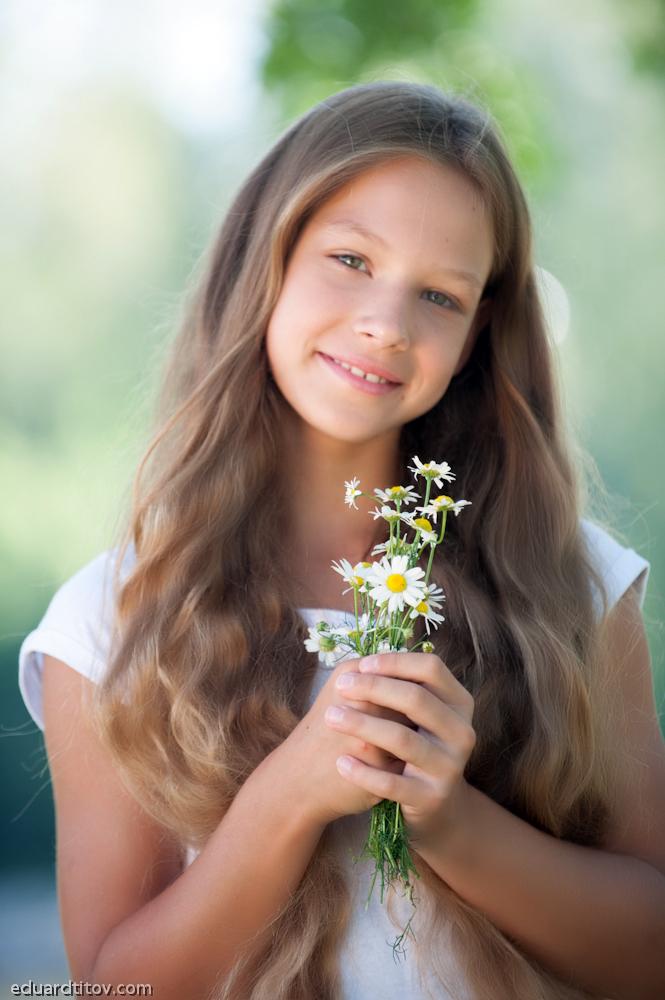 Young Dasha Model