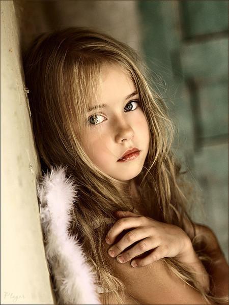 FashionBank. Model - Daria Zorkina