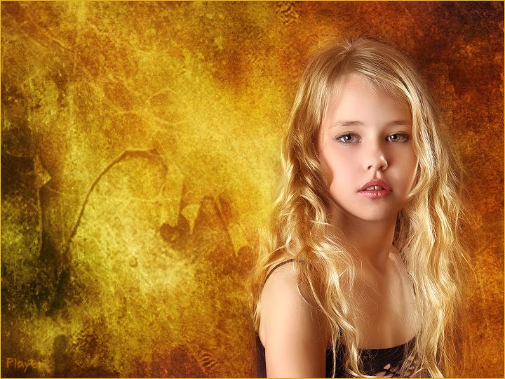 teen model daria Russian