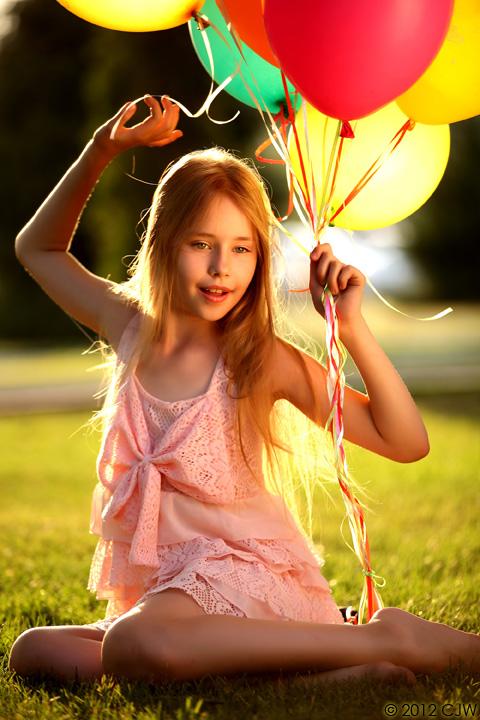 young daria model