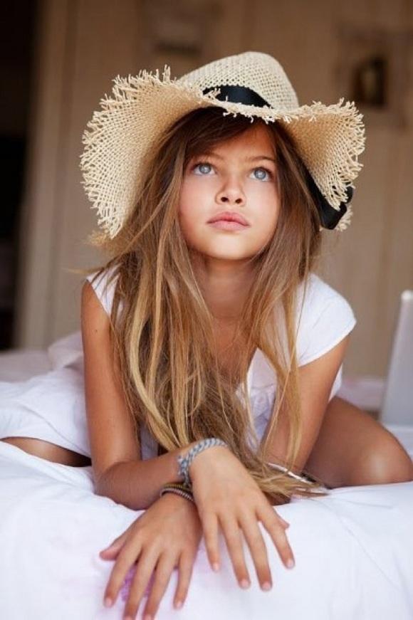 FashionBank. Model - Thylane Blondeau