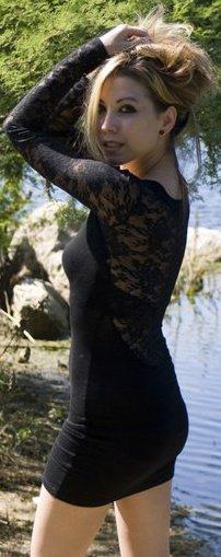 Fashionbank Model Crystal Foster