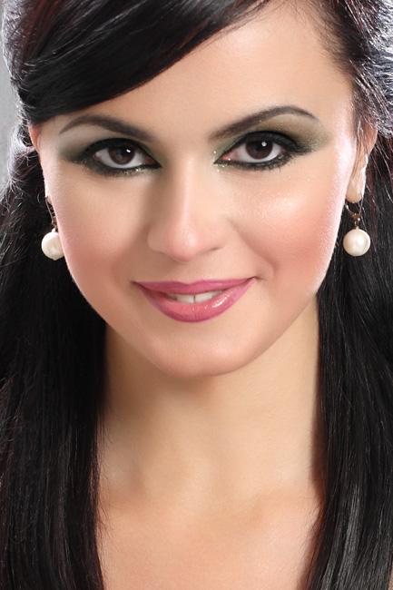 Model - Karina Skvortsova