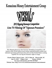 2012 Ripping Runways Hot Summer Modeling Competition