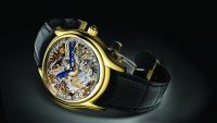 World Premiere at the BASELWORLD Show 2010!